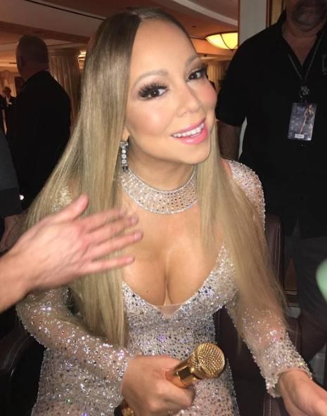 Non solo musica, sexy Mariah Carey 7