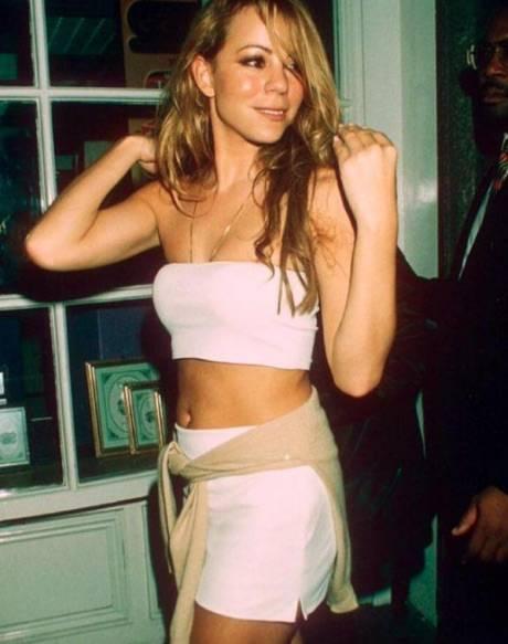 Non solo musica, sexy Mariah Carey 11