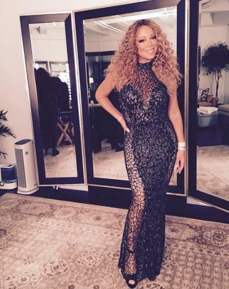 Non solo musica, sexy Mariah Carey 12