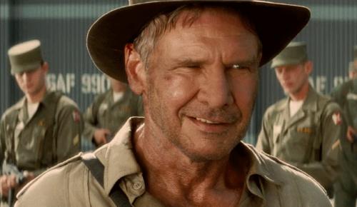 Harrison Ford, per la quinta volta nei panni di Indiana Jones 3