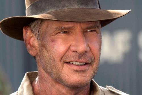 Harrison Ford, per la quinta volta nei panni di Indiana Jones 8