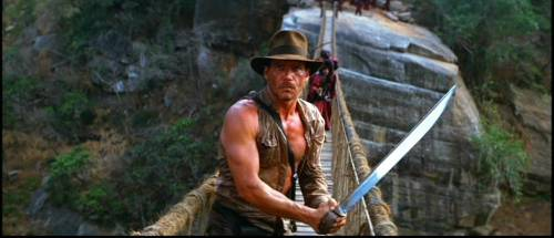 Harrison Ford, per la quinta volta nei panni di Indiana Jones 2