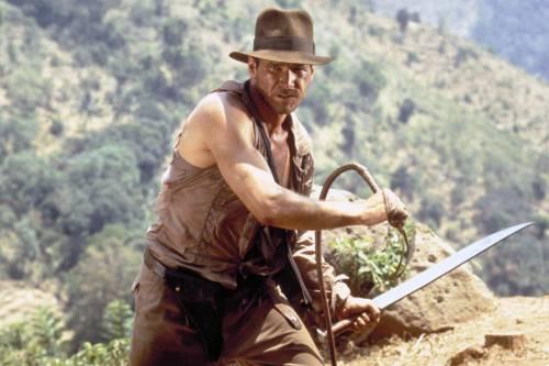 Harrison Ford, per la quinta volta nei panni di Indiana Jones 12