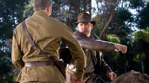 Harrison Ford, per la quinta volta nei panni di Indiana Jones 11