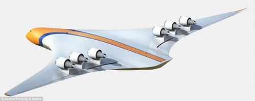 L'aereo del futuro 2