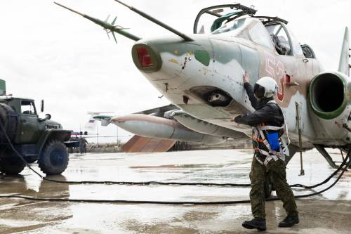 Siria, il ritiro dei jet russi sarà completato fra tre giorni
