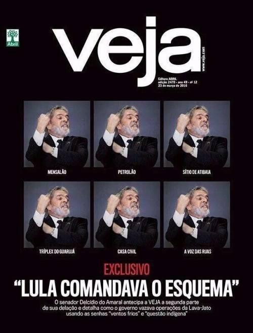 Lula comandava lo schema delle tangenti Petrobras e Dilma sapeva tutto