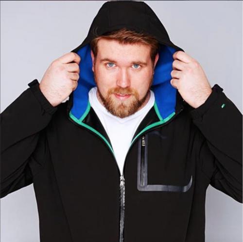 Il primo modello plus-size: Zach Miko 8