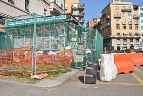 I lavori per la M4 di Milano 4