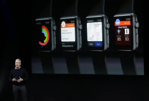 Ecco iPhone SE e iPad Pro 19