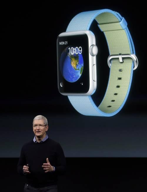 Ecco iPhone SE e iPad Pro 22