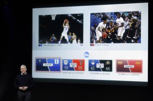 Ecco iPhone SE e iPad Pro 21