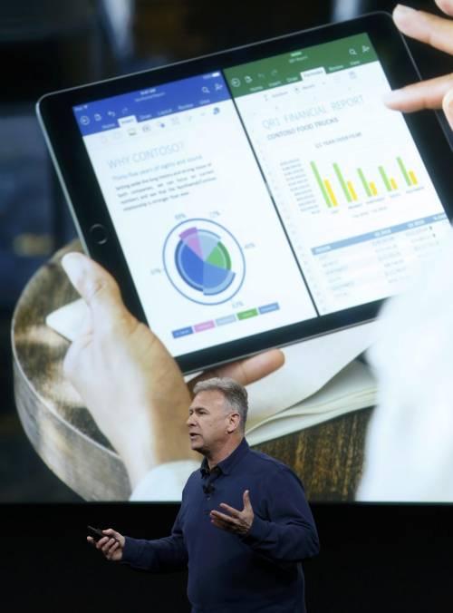 Ecco iPhone SE e iPad Pro 20