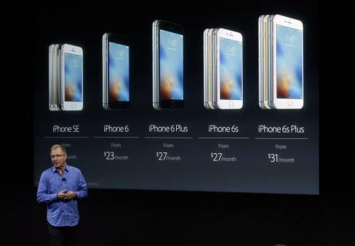 Ecco iPhone SE e iPad Pro 23