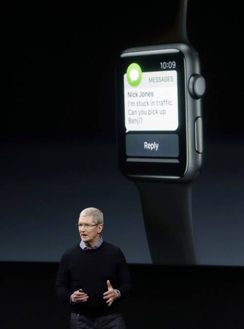 Ecco iPhone SE e iPad Pro 26