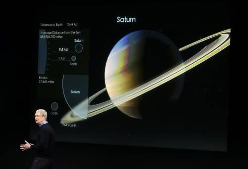 Ecco iPhone SE e iPad Pro 27