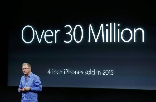 Ecco iPhone SE e iPad Pro 35