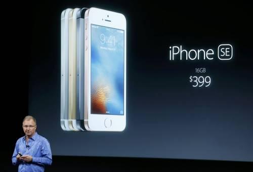 Ecco iPhone SE e iPad Pro 43