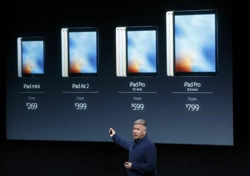Ecco iPhone SE e iPad Pro 44