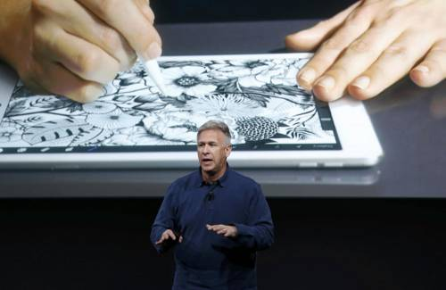 Ecco iPhone SE e iPad Pro 45