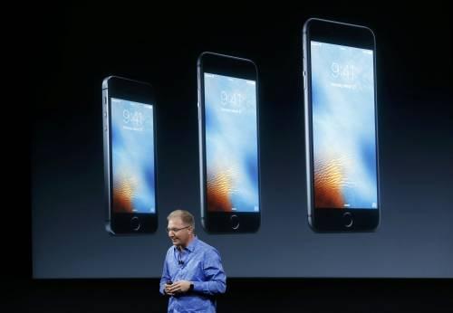 Ecco iPhone SE e iPad Pro 50