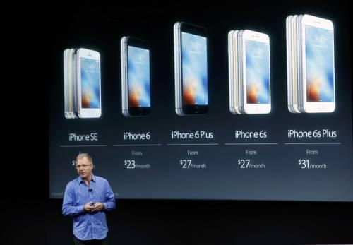 Ecco iPhone SE e iPad Pro 52