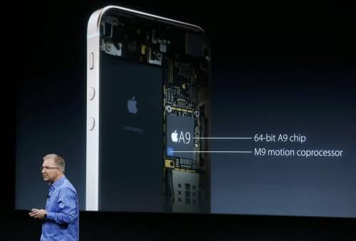 Ecco iPhone SE e iPad Pro 51
