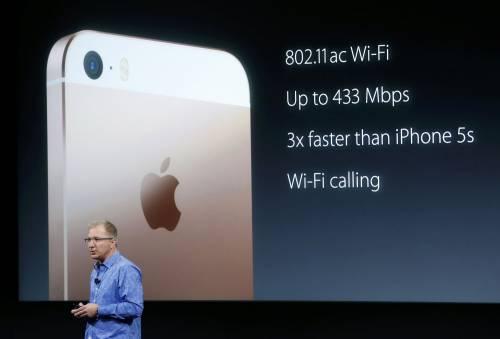 Ecco iPhone SE e iPad Pro 53