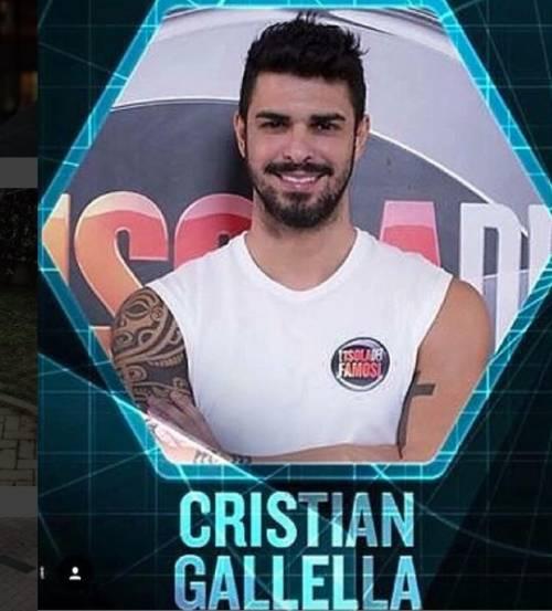 Gelo tra Cristian Galella e Andrea Preti 4