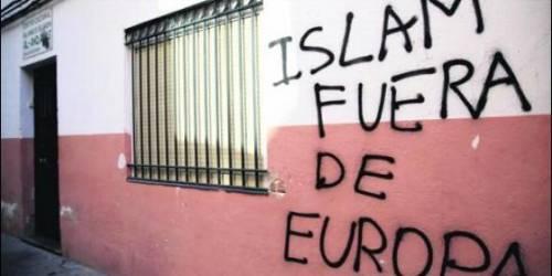 All'indomani della strage di Bruxelles a Madrid è stata assaltata una Moschea