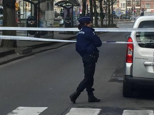 Bruxelles, blitz a Schaerbeek 2