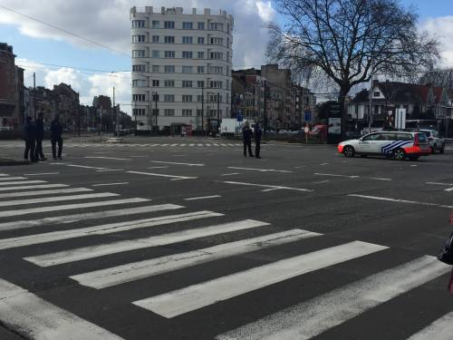 Bruxelles, blitz a Schaerbeek 1