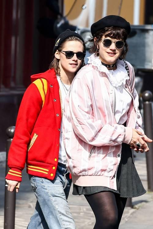 Kristen Stewart ha occhi solo per Soko: è amore? 9