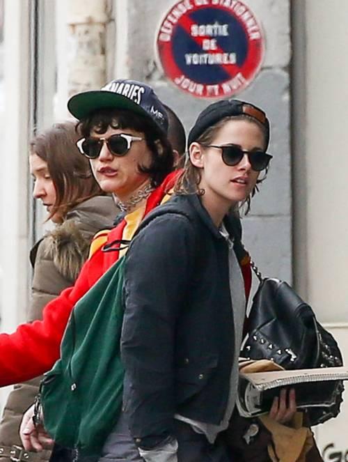 Kristen Stewart ha occhi solo per Soko: è amore? 2
