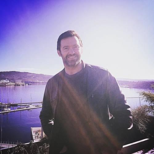 Hugh Jackman supereroe di celluloide, ma eroe in carne ed ossa 7
