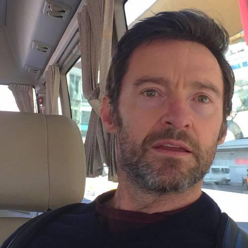 Hugh Jackman supereroe di celluloide, ma eroe in carne ed ossa 6