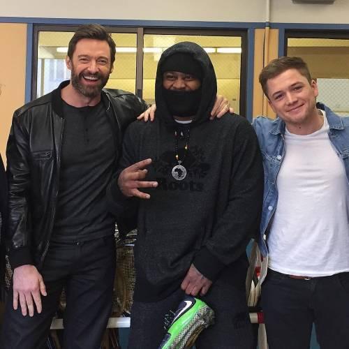 Hugh Jackman supereroe di celluloide, ma eroe in carne ed ossa 13