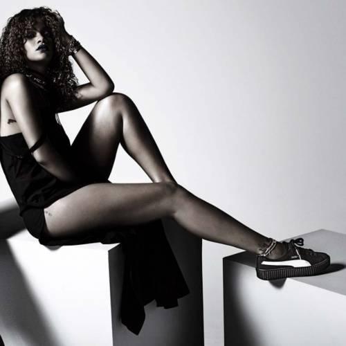 Rihanna nuda per un video, foto 10