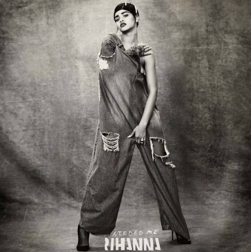 Rihanna nuda per un video, foto 5