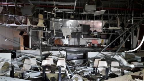 La devastazione a Zaventem dopo l'attentato jihadista 9