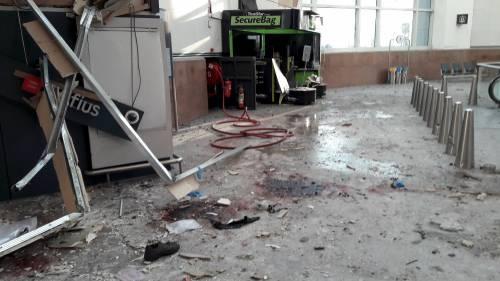 La devastazione a Zaventem dopo l'attentato jihadista 10