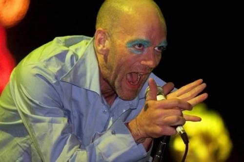 Michael Stipe, toccante omaggio a David Bowie: foto 7