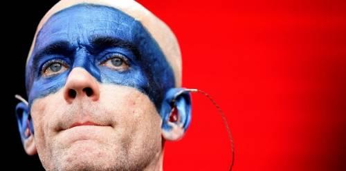 Michael Stipe, toccante omaggio a David Bowie: foto 9