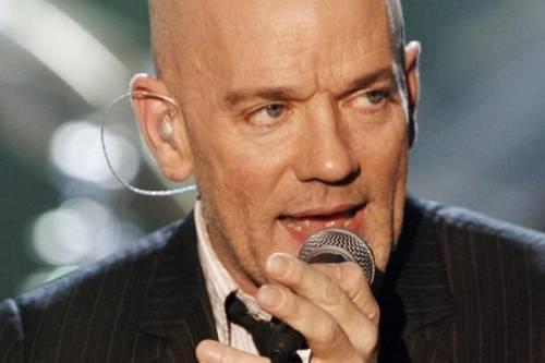 Michael Stipe, toccante omaggio a David Bowie: foto 11