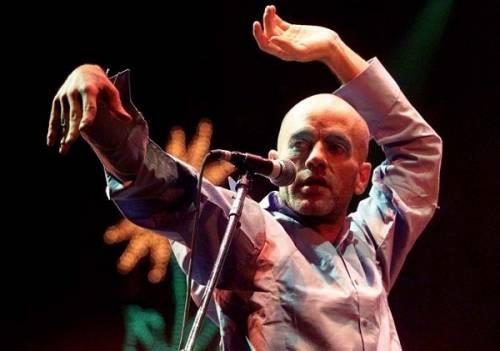 Michael Stipe, toccante omaggio a David Bowie: foto 13