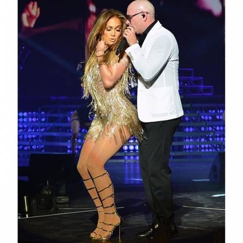 Jennifer Lopez e Sting al matrimonio del figlio di un magnate russo 3