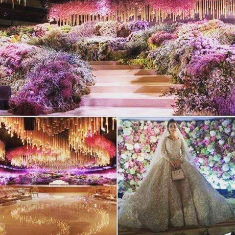 Jennifer Lopez e Sting al matrimonio del figlio di un magnate russo 10
