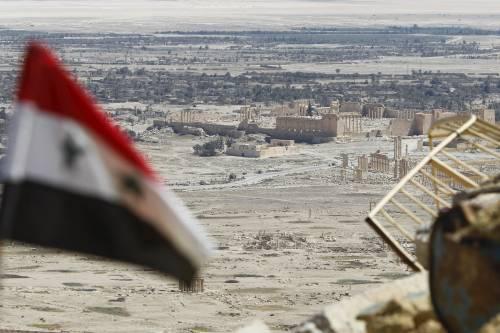 Palmira, trovata fossa comune con 25 decapitati