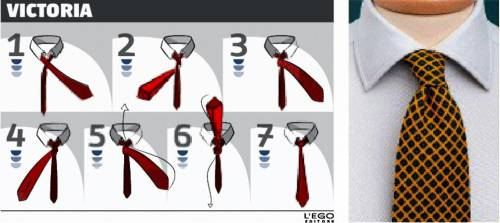 I 17 nodi per la cravatta 2