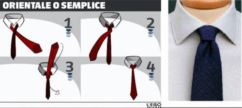I 17 nodi per la cravatta 3